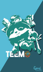 Teemo The swift scout by GoodGamist