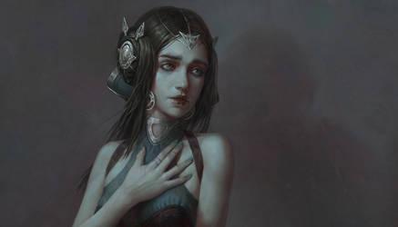 Portrait by BilberryCat