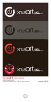 xnusART logo design by xnus-art