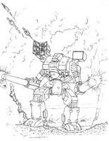 Warhammer by Steel-Raven