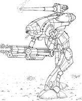 Marauder study by Steel-Raven