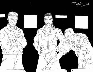Battletech: The Ghost of War by Steel-Raven