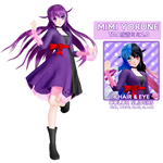 MMD - TDA Mimi Yorune 2.0 by teatime-plasmid