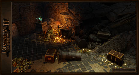 Divinity:OS2 - Screenshot 11 by Neyjour