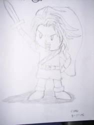 anime draw by linkshi