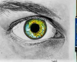 Dinotomic's eye  by Ashutosht82