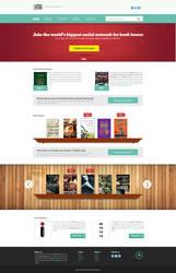 Skoob website by luciano-infanti