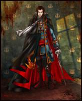 -The Last Vampire- by XimonR