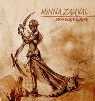 MINNA ZAUVAL by XimonR