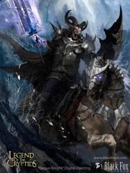 Rogue Knight by Blackfoxst