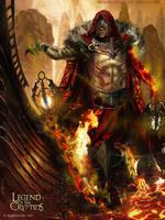 Diego de Almeida - Tranporter of Souls Adv by Blackfoxst