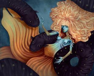 Submersive Temptations II by Rezurekted