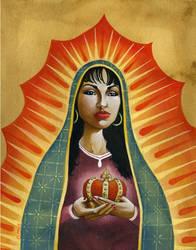 La Reina by Rezurekted