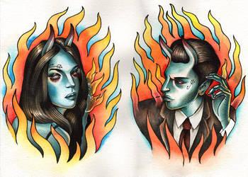 Demons by Rezurekted