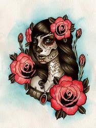 Mujere de las Muerte by Rezurekted