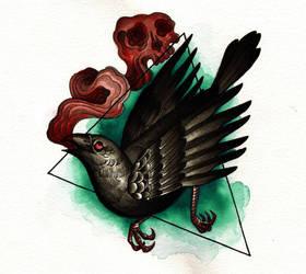 Black Bird by Rezurekted