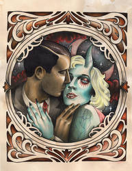 Star-Crossed Lovers by Rezurekted