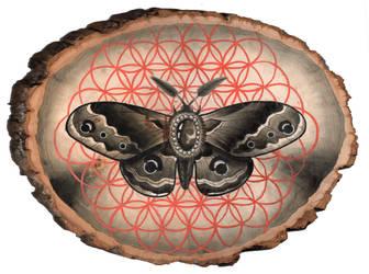 Death Moth by Rezurekted