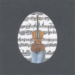 The Violin II by hrn