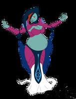 Veran, Sorceress of Maternity. by Ninshinobi