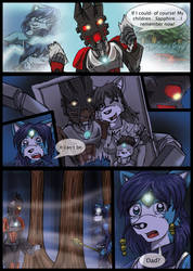 Timeless Encounters Page 218 by MikeOrion