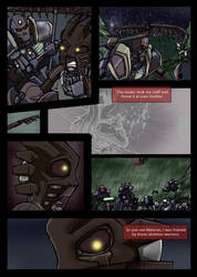 Timeless Encounters Page 220 by MikeOrion