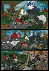 Death comes to us all Page 1 - Base Coloured by MikeOrion