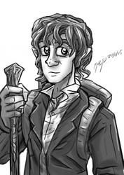 Bilbo Baggins by MikeOrion