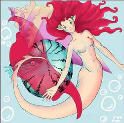 Sea Fruit 2 by Lulana