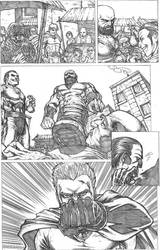 Something Evil Issue 1 page 10 by RudyVasquez