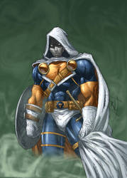 TaskMaster Colored by RudyVasquez