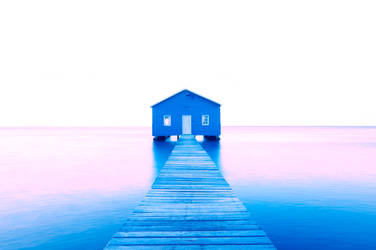 Boatshed by Antoine-G