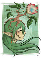 A Seed in the Unconscious by Elwensa