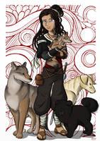 Ruowolf by Elwensa