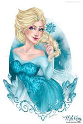 Elsa by HisakiChan