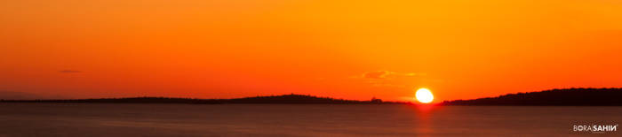 Sunset Panorama by stow