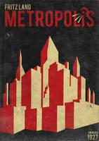 Metropolis - 1927 by Swoboda