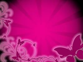Butterfly Wallpaper by gypsy116
