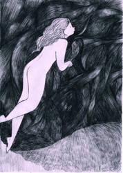 dark night by humya