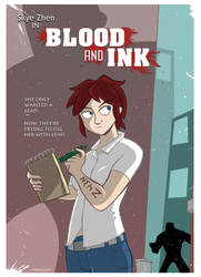 MAX: Blood and Ink by hpkomic