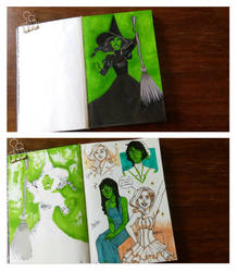 Wicked Doodles by blueToaster