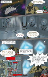 Valkyr Warframe Comic-Feral Page 1 by JackieTeJackal