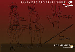 SDLT: 2 Axis Reference Sheet by Infinite-Stardust