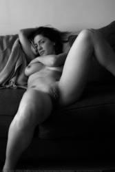 Kym, Sofa Nudes,  256 by photoscot