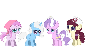 Mlp Au Primordial Crimes - CMC by Holy-Angel-Mithos