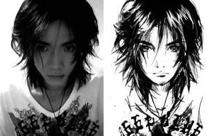 i manga myself by Agacross