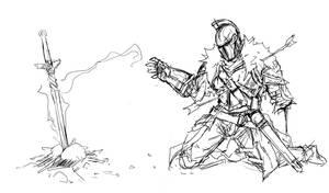 Dark Souls 2 by Agacross