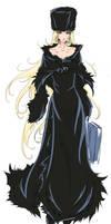 Maetel Legend by Agacross