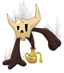 Spirit Fakemon by Smiley-Fakemon