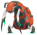 #044 Carchirin by Smiley-Fakemon